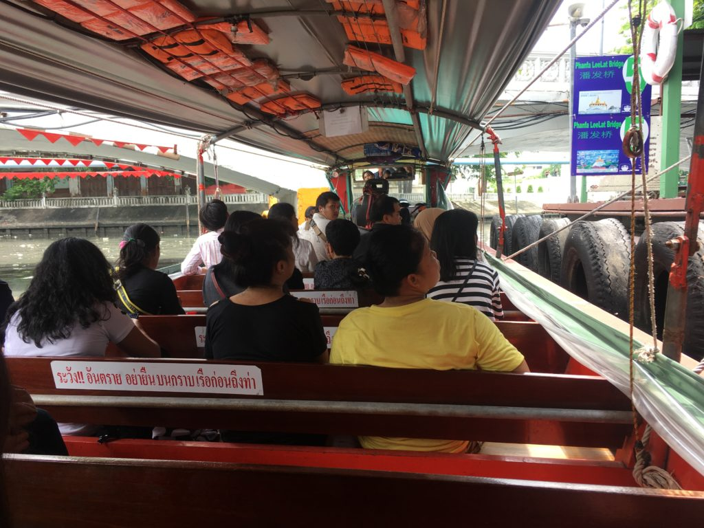 how to get to bangkok airplane graveyard take a canal boat