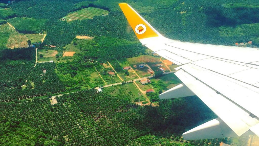contact backpack bob travel blogger guest post, krabi airport nok air