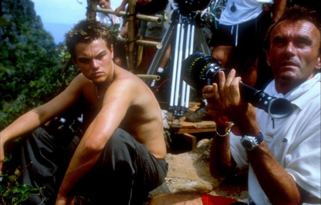 danny boyle and leonardo dicaprio filming the beach where was the beach filmed