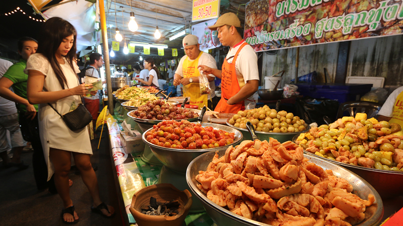 phuket or bangkok food festival