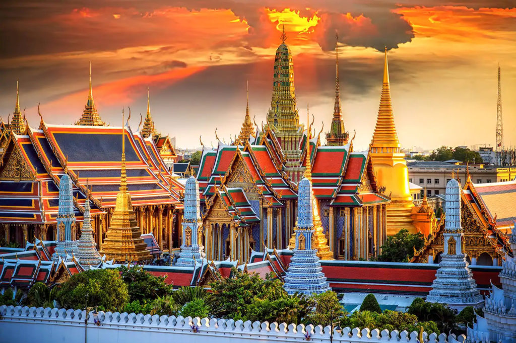 phuket or bangkok grand palace