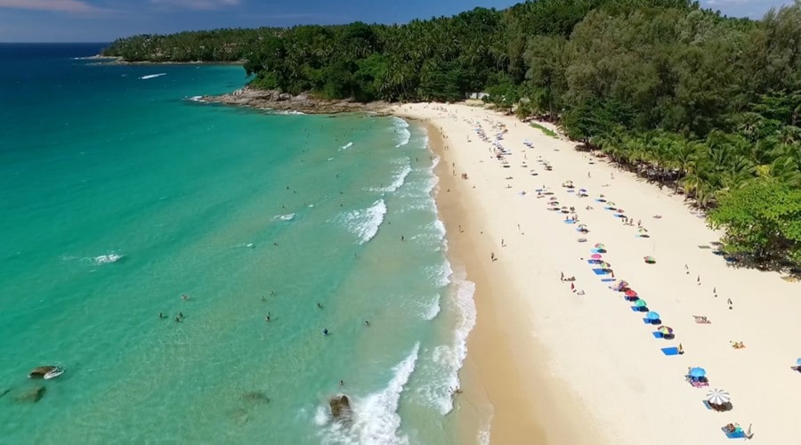 things to do in thailand, phuket beaches-min