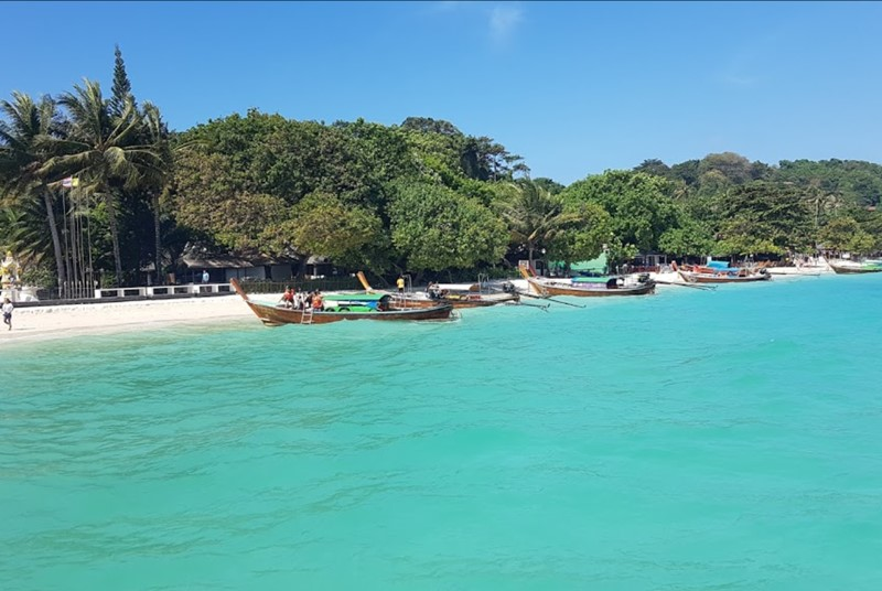 Leam Tong Beach Phi Phi Island