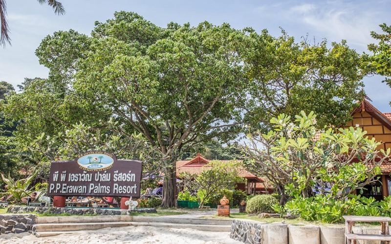 Phi Phi Island Hotels Erewan Palms Resort