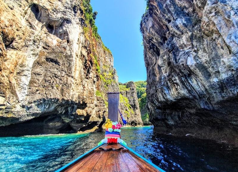 Phi phi Island Tour 1