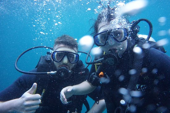 Scuba Diving Phi Phi Island guide info 1