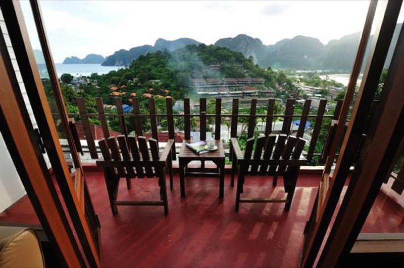 arboreal phi phi island hotel