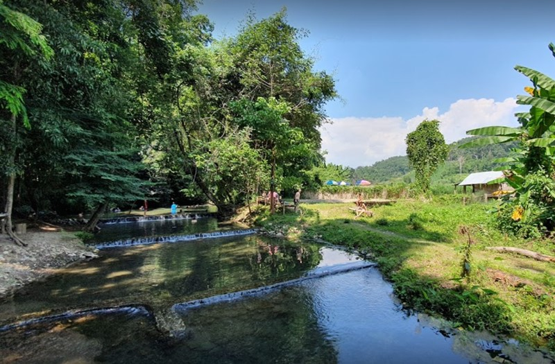 are pai hot springs worth visiting sai ngam