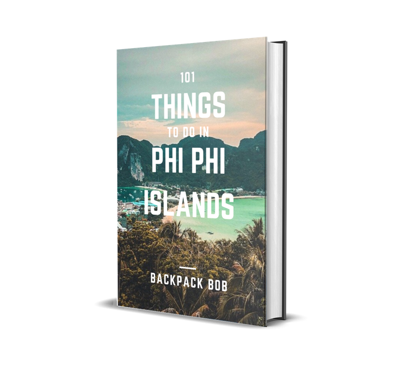 backpack bob book cover things to do in phi phi island