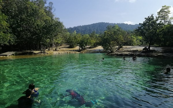 emerald pool Krabi hot springs emerald pool Krabi Thailand krabi hot springs hot springs krabi klong thom hot springs krabi thailand