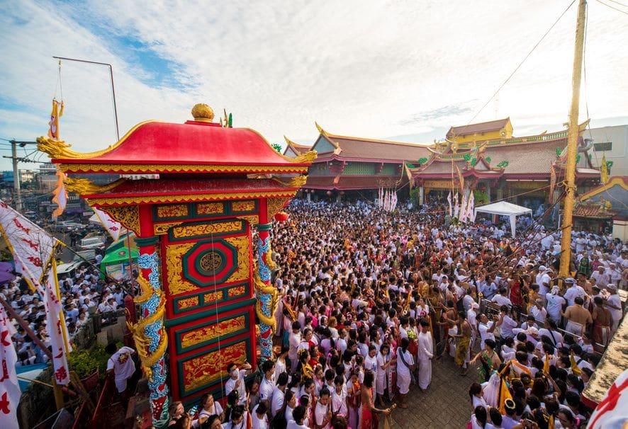 free festivals in phuket