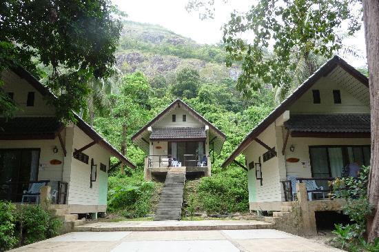 koh adang bungalows Tarutao National Park