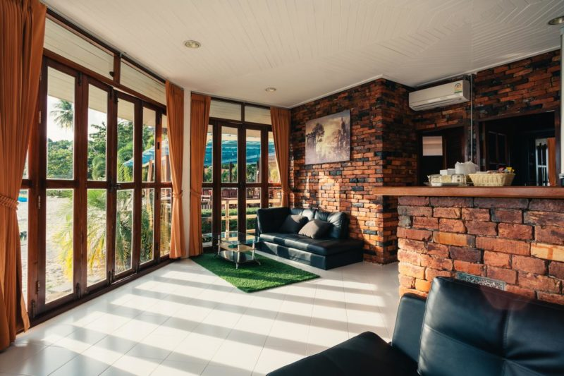koh adang resort villa with sea view