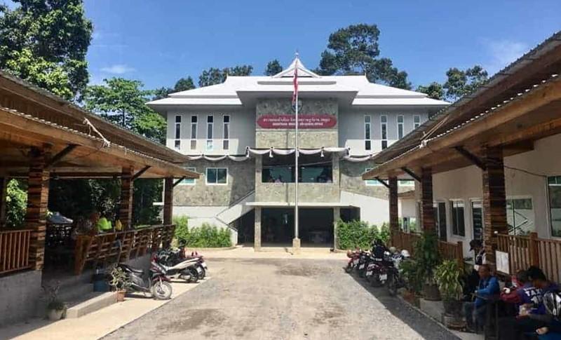 koh samui immigration office thailand tourist visa extention