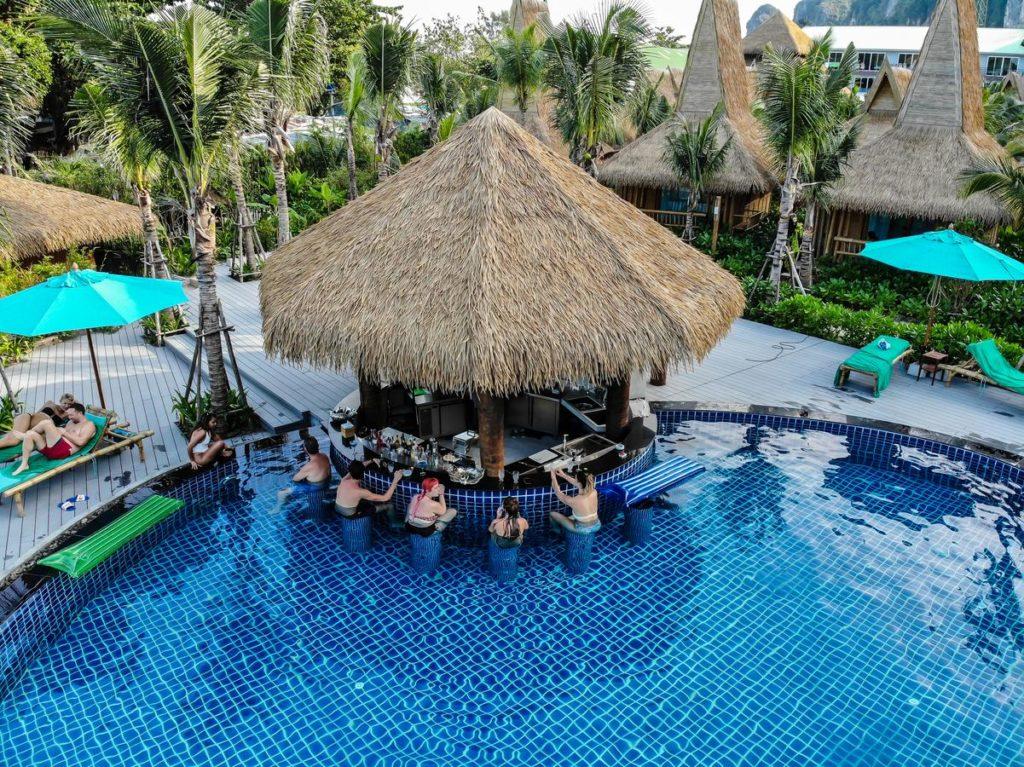 luxury hotel phi phi island