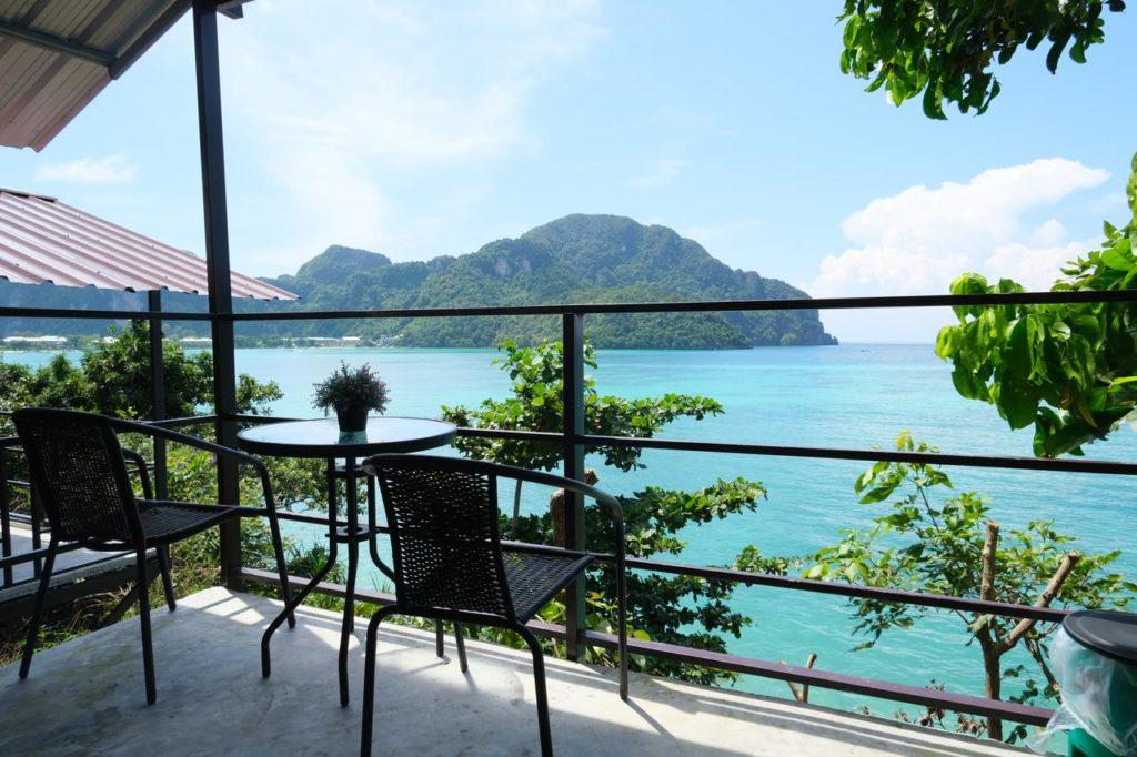 mid range phi phi island hotel