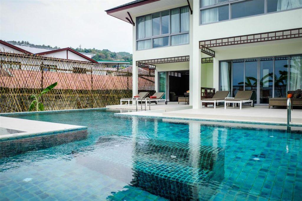phi phi island princess villa