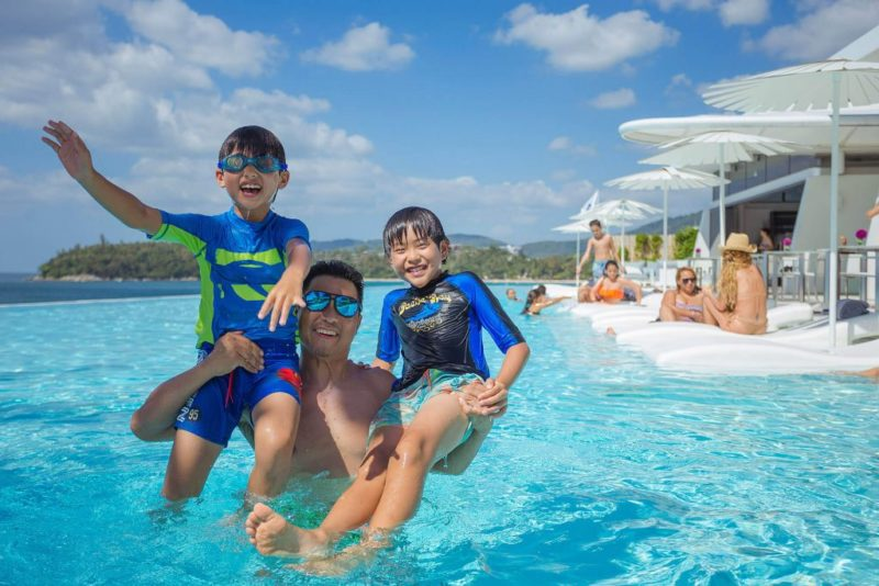 is phuket or bangkok better for kids
