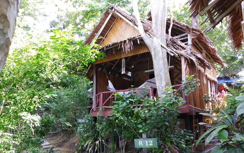 viking nature resort phi phi island hotels