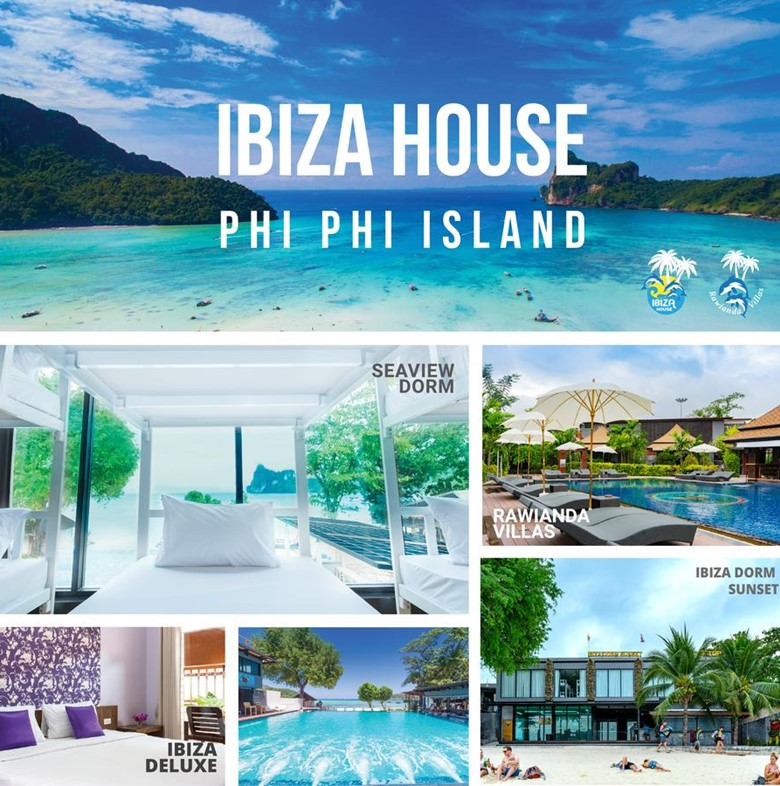 Ibiza House Phi Phi Review Room Types review of phi phi island ibiza house