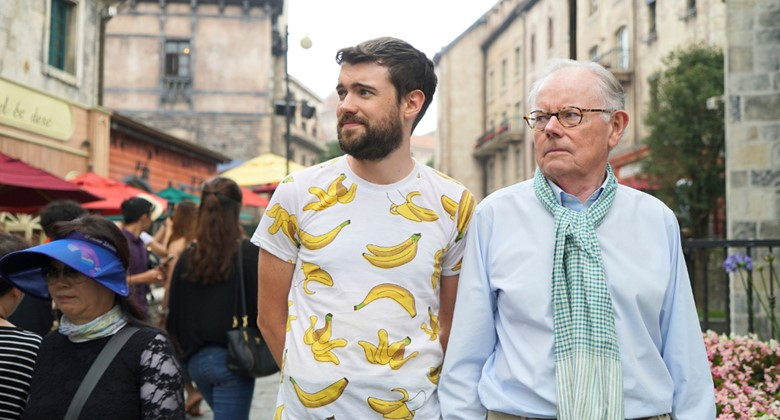 best travel movie television series comedy travel movies travel movies on netflix netflix original travel film jack whitehall travel travels with my father