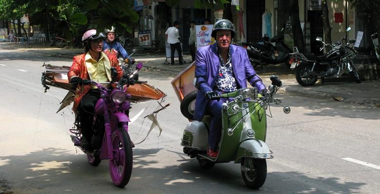 best travel movie top gear vietnam special