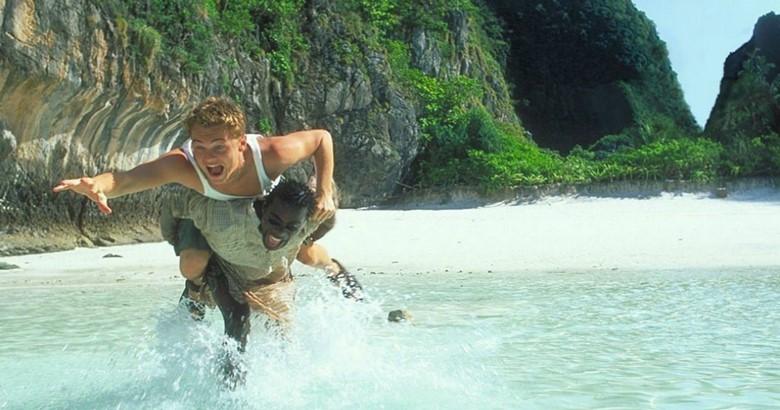 best travel movies the beach thaialnd phi phi island leonardo dicaprio
