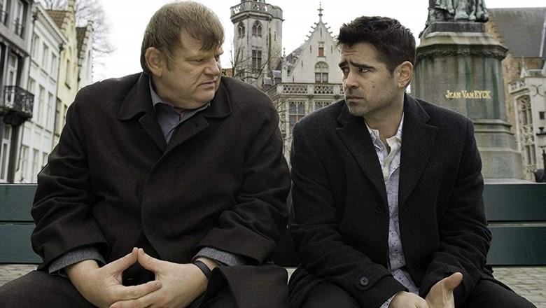 brendan gleeson In Bruges best travel movies european travel movies