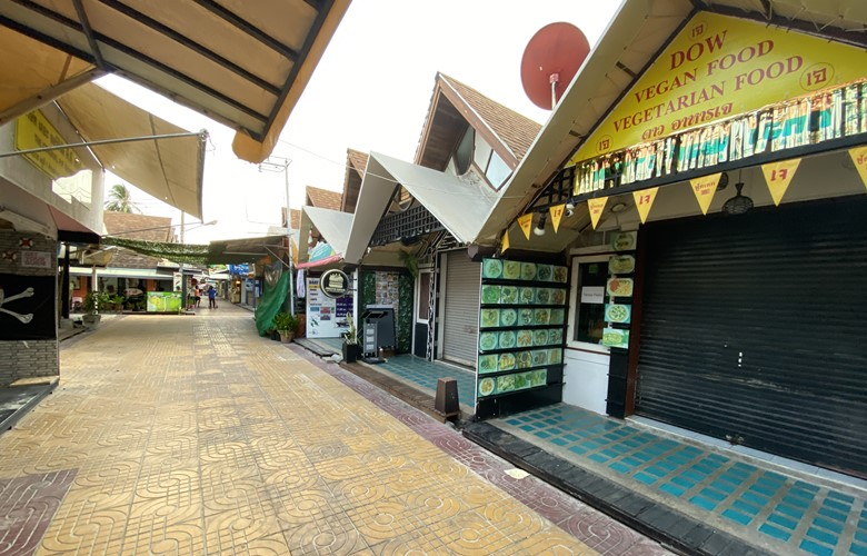 business in thailand closed down after coronavirus cuts tourism