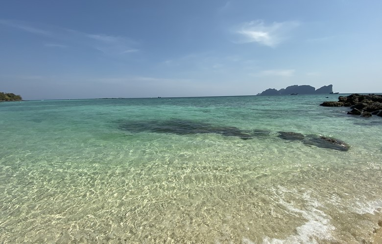 clear water thailand environmental changes after coronavirus