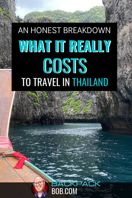 pinterest how much it costs to travel in thaialnd how much spending money to take to thailand