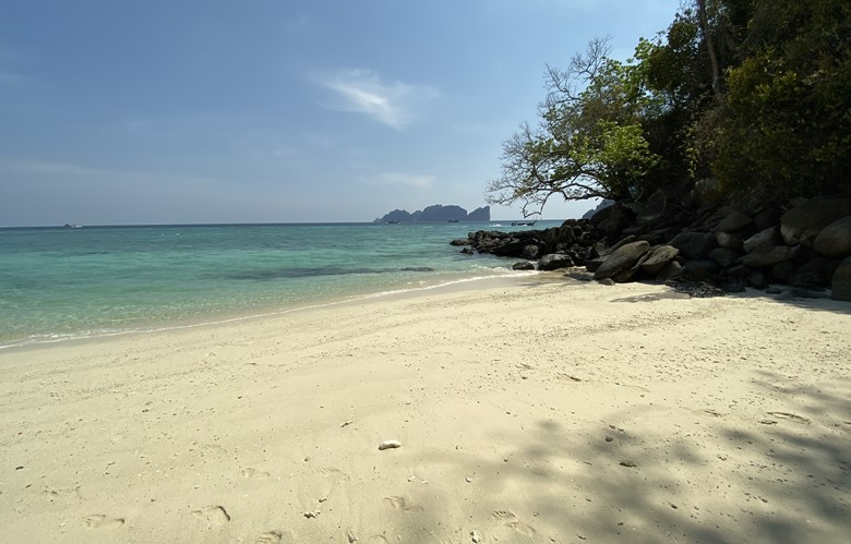 this beach in thailand has been closed to tourism since the coronavirus pandemic began