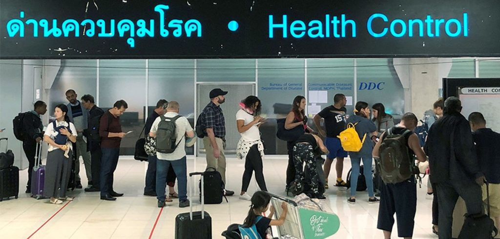 when can tourists return to thailand after coronavirus when will borders reopen