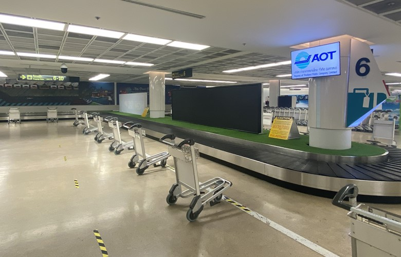 baggage collection in airport how has flying changed after the coronavirus outbreak