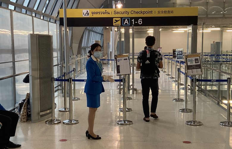what is flying like after the coronavirus pandemic airport security changes coronavirus