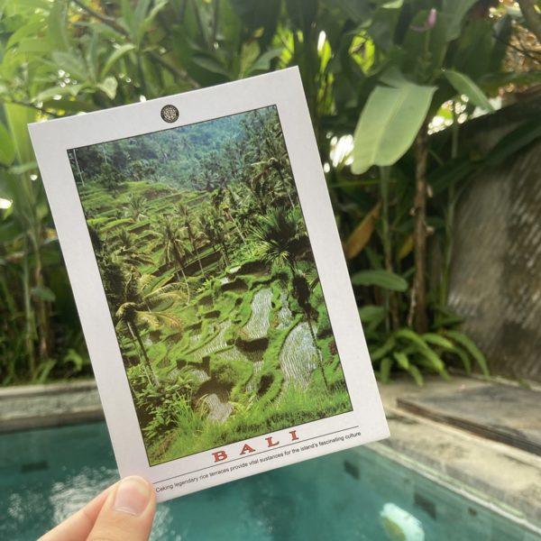 backpackbob travel blog postcard bali indonesia travel blog